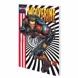 Marvel Comic BooksX-Men House of MWorld of M Featuring WolverineTrade Paperback