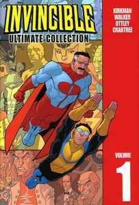 Image Comic BooksInvincibleUltimate Collection Vol. 1Hardcover