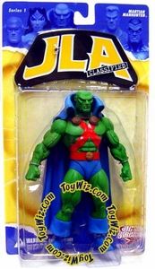 DC Direct JLA Classified Series 1 Action Figure Martian Manhunter