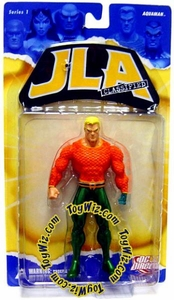 DC Direct JLA Classified Series 1 Action Figure Aquaman