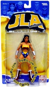 DC Direct JLA Classified Series 1 Action Figure Wonder Woman