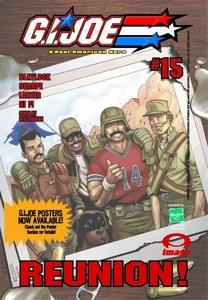 Comic Books GI Joe #15