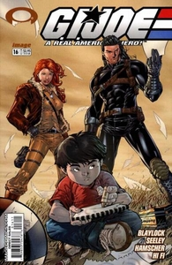 Comic Books GI Joe #16