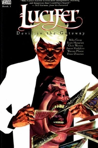 Vertigo Comic BooksLuciferVol. 1 Devil In The GatewayTrade Paperback