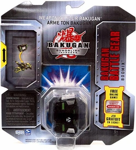 Bakugan Battle Gear Single Figure Darkon [Black] Boomix Adds 70 G!