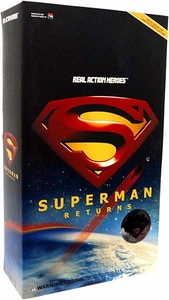 Medicom RAH Real Action Heroes Superman Returns 12 Inch Action Figure Superman