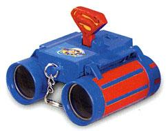 Superman Returns Movie Binocular Keyring Keychain BLOWOUT SALE!