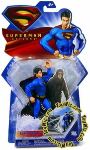 Superman Returns Movie Basic Action Figure Super Breath Superman