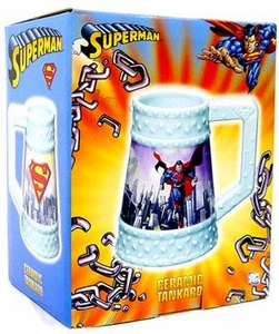 Superman Returns Movie Core Tankard BLOWOUT SALE!
