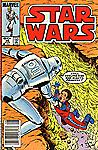 Comic Books Marvel Comics Star Wars #86