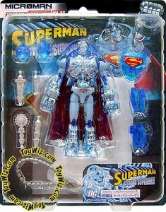 Superman DC Takara Microman MA-37 Action Figure Superman [Cyborg]