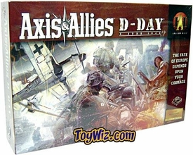 Board Game Axis & Allies D-Day