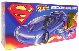 Superman Man of Steel Matrix Conversion Coupe [Includes Exclusive Clark Kent]