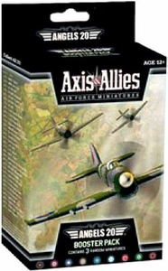 Axis & Allies Angels 20 Booster Pack
