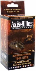 Axis & Allies Counteroffensive 1941 - 1943 Booster Pack