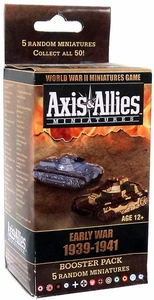 Axis & Allies Early War 1939 - 1941 Booster Pack