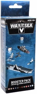 Axis & Allies War at Sea V Booster Pack