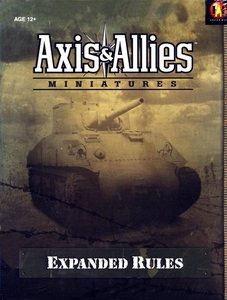 Axis & Allies Miniatures Game Expanded Rules
