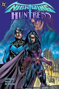 DC Comic Books Nightwing Nightwing and Huntress Trade Paperback