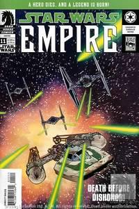 Comic Books Star Wars Empire #11