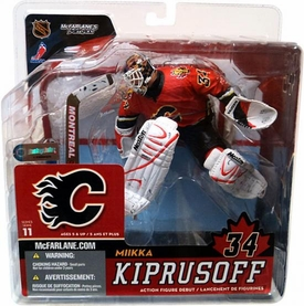 McFarlane Toys NHL Sports Picks Series 11 Action Figure Miikka Kiprusoff (Calgary Flames)