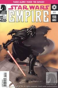 Comic Books Star Wars Empire #14