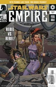 Comic Books Star Wars Empire #30