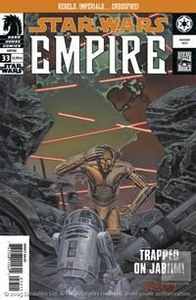 Comic Books Star Wars Empire #33
