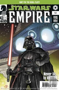 Comic Books Star Wars Empire #35