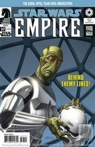 Comic Books Star Wars Empire #37