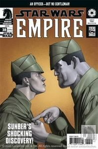 Comic Books Star Wars Empire #38