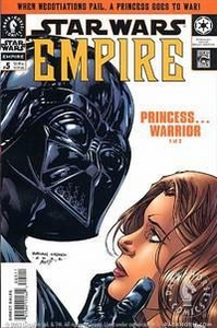 Comic Books Star Wars Empire #5