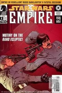 Comic Books Star Wars Empire #9