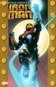 Marvel Comic Books Ultimate Iron Man