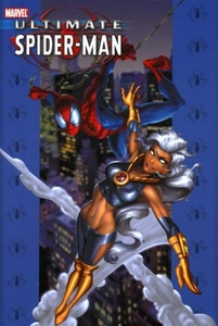 Marvel Comic Books Ultimate Spider-Man Vol. 4 Hardcover