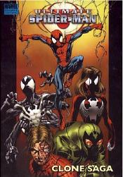 Marvel Comic Books Ultimate Spider-Man Vol. 9 Clone Saga Premiere Hardcover