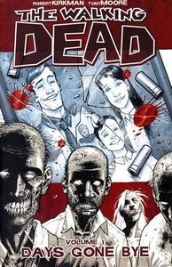 Image Comic Books Walking Dead Trade Paperback Vol. 1 Days Gone Bye