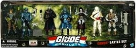 GI Joe Hasbro Resolute 3 3/4