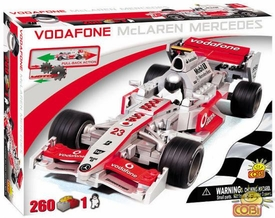 COBI Blocks Vodafone McLaren #25261 F1 MP4-23 [260 Blocks]