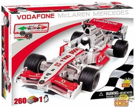 COBI Blocks Vodafone McLaren #25260 F1 MP4-22 [260 Blocks] BLOWOUT SALE!