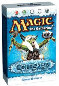 Magic the Gathering Coldsnap Theme Deck Beyond the Grave