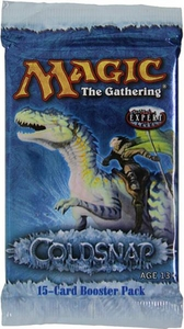 Magic the Gathering Coldsnap Booster Pack [15 cards]