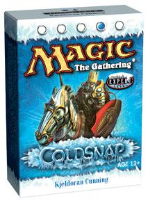 Magic the Gathering Coldsnap Theme Deck Kjeldoran Cunning