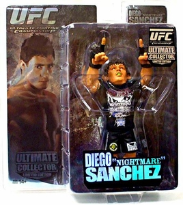 Round 5 UFC Ultimate Collector Series 3 LIMITED EDITION Action Figure Diego Sanchez