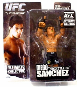 Round 5 UFC Ultimate Collector Series 3 Action Figure Diego Sanchez BLOWOUT SALE!