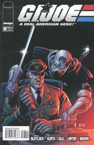 Comic Books GI Joe #8