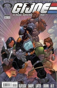 Comic Books GI Joe #12