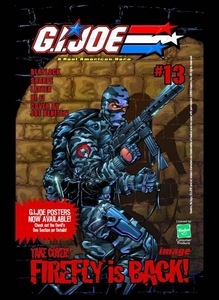 Comic Books GI Joe #13
