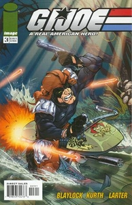 Comic Books GI Joe #3