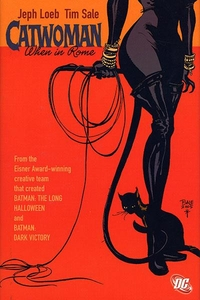 DC Comic Books Catwoman When in Rome